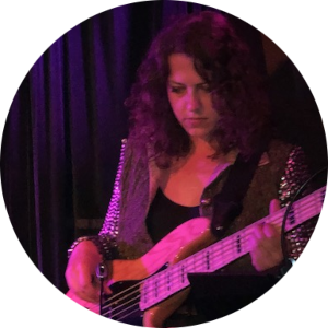 Genevieve Chapin (Bassist)